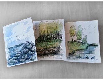 Akvarellkaardid